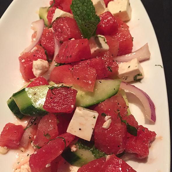 Watermelon Salad - Terra Terroir, Atlanta, GA