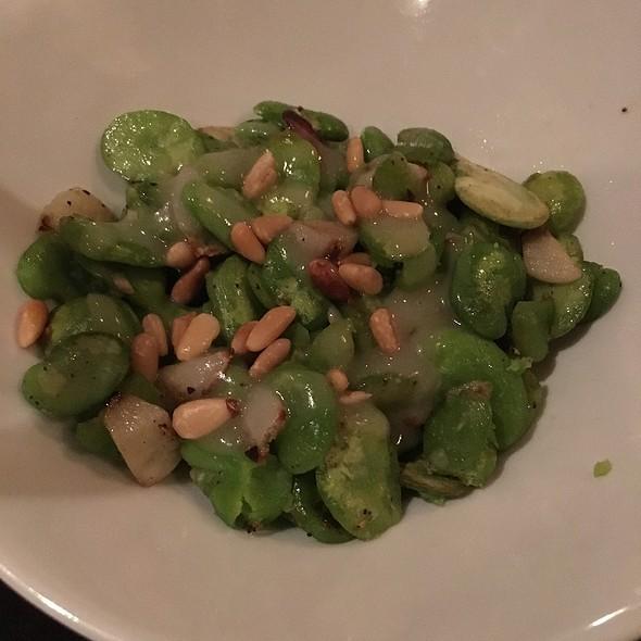 Fava Beans - Boca Bistro, Saratoga Springs, NY