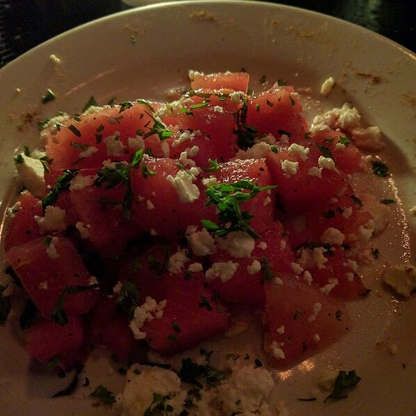 Watermelon Salad - La Sirene, New York, NY