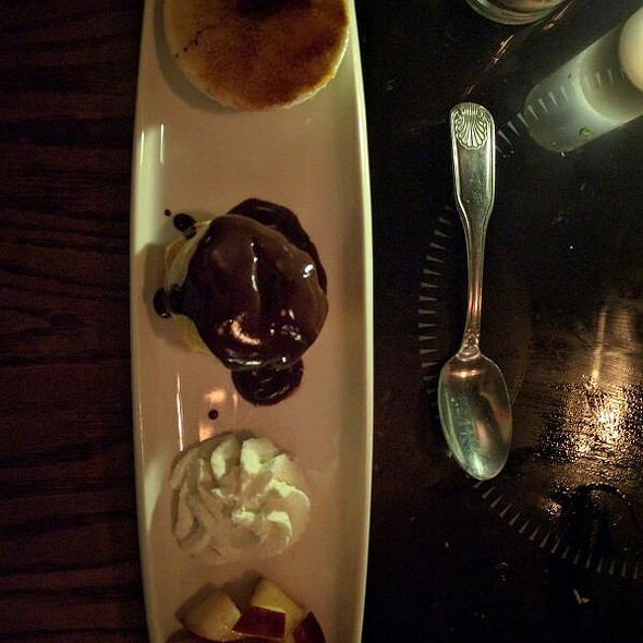 Dessert Sampler - La Sirene, New York, NY