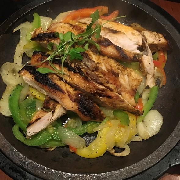 Chicken Fajitas - Cantina Laredo, London