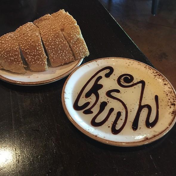 Bread With Oil & Vinegar - Crush - Chico, Chico, CA