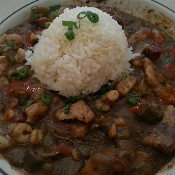 Pacific Northwest Gumbo - Jake's Famous Crawfish, Portland, OR