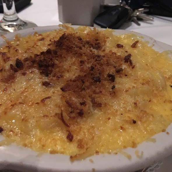 Macaroni and Cheese - Killen's Steakhouse, Pearland, TX