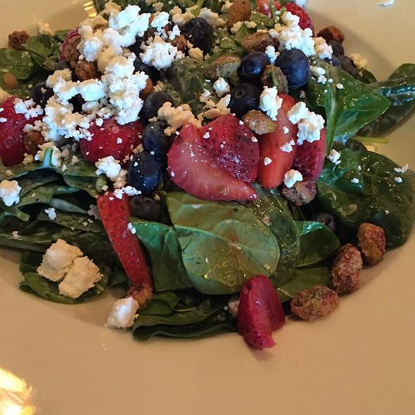Summer Salad - Barlow's Restaurant, Boston, MA