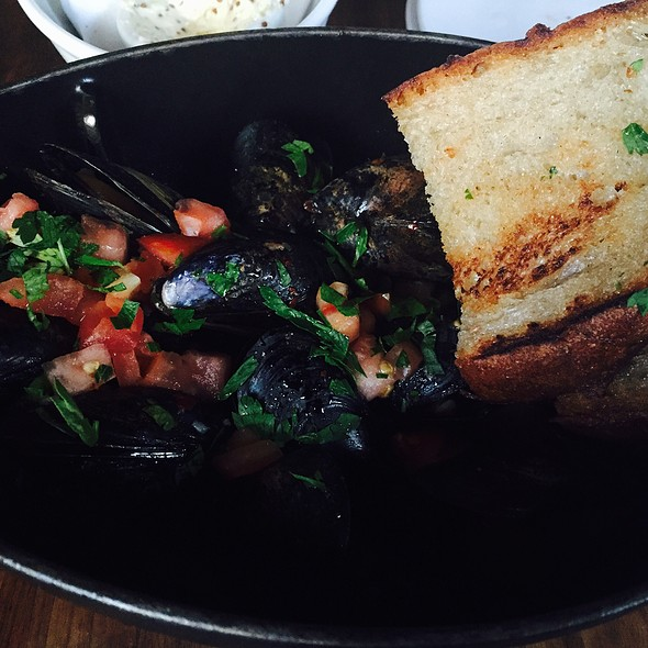 Steamed Mussels - Catch New York, New York, NY