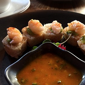 Mango Shrimp Summer Roll - Catch New York, New York, NY