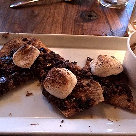 S'mores Pizza - Catch New York, New York, NY