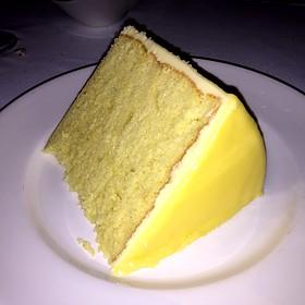 Del Frisco S Lemon Cake Price