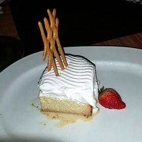 Tres Leches Cake - Churrascos - River Oaks, Houston, TX