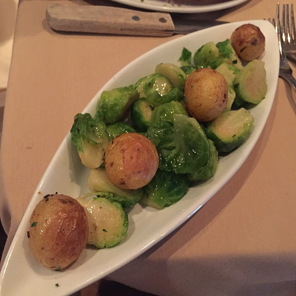 Brussels Sprouts - SOLSTICE Restaurant & Wine Bar, Mississauga, ON