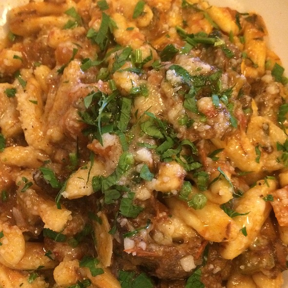 Cavatelli With Short Rib Ragu - The Smith- Lincoln Square, New York, NY