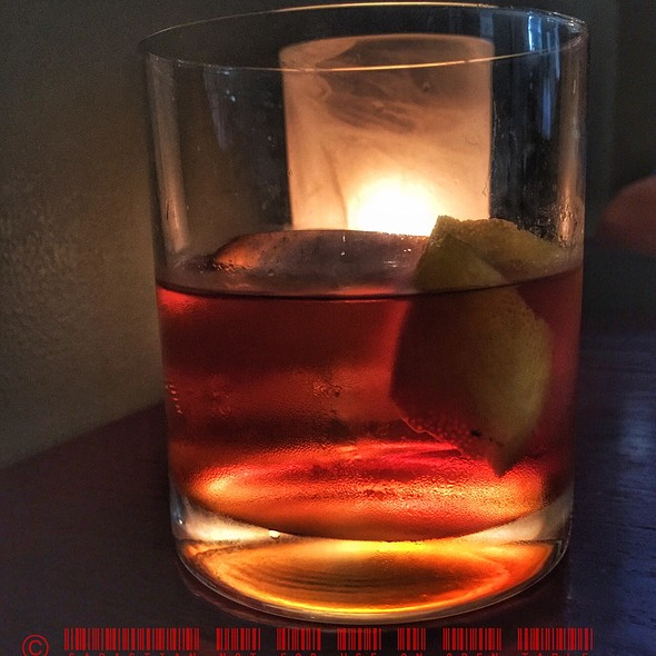 Old Fashioned - Rappahannock - Richmond, Richmond, VA