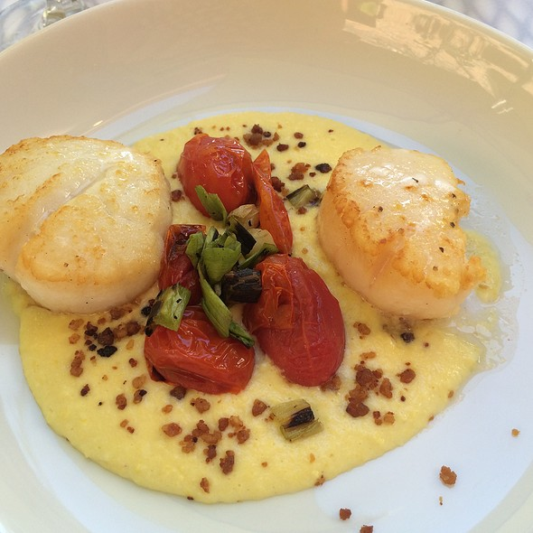 Pan Seared Day Boat Sea Scallops  - Ristorante Lombardo, Buffalo, NY
