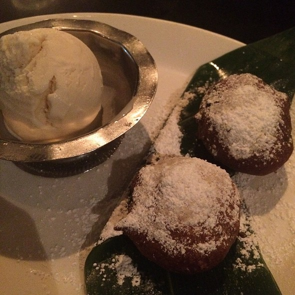 Deep Fried Oreos - Prime Italian, Miami Beach, FL