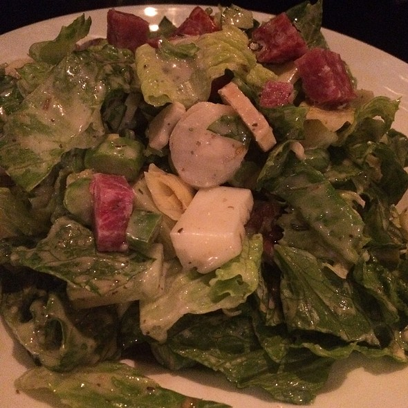 Chopped Salad - Prime Italian, Miami Beach, FL