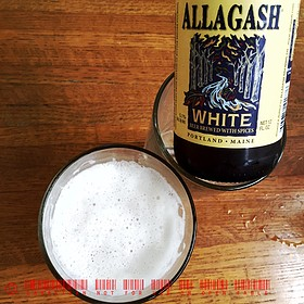Allagash White - Cru Cafe, Charleston, SC