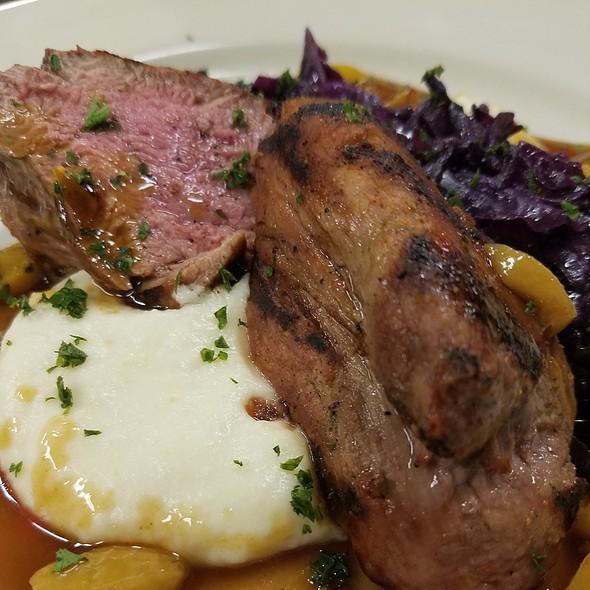 Pork Tenderloin - Barclay's American Grille, Oak Park, IL