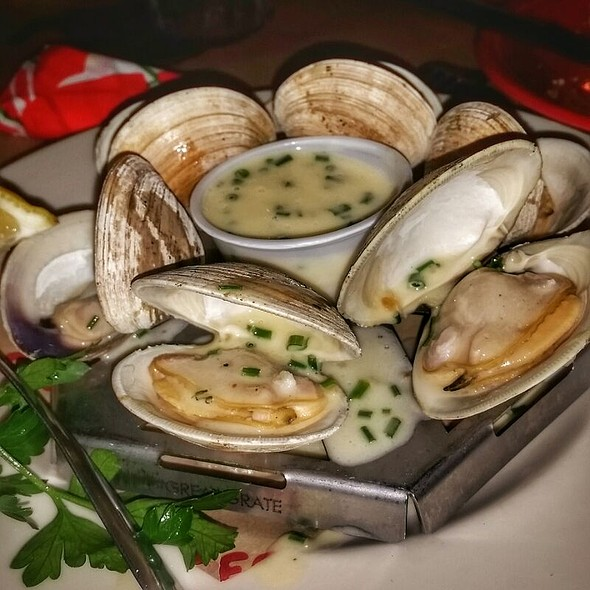 Grilled Littleneck Clams - Summer Shack, Boston, MA