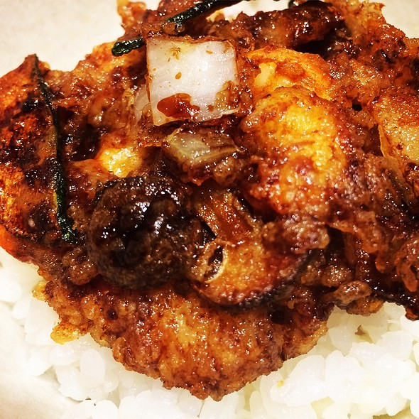 Tendon (tempura rice bowl) - 銀座天ぷら よしたけ, 中央区, 東京都
