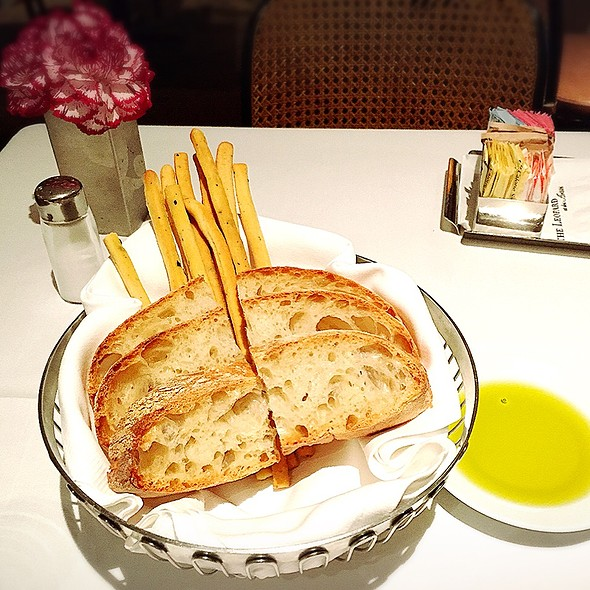 Complimentary Bread - The Leopard at des Artistes, New York, NY