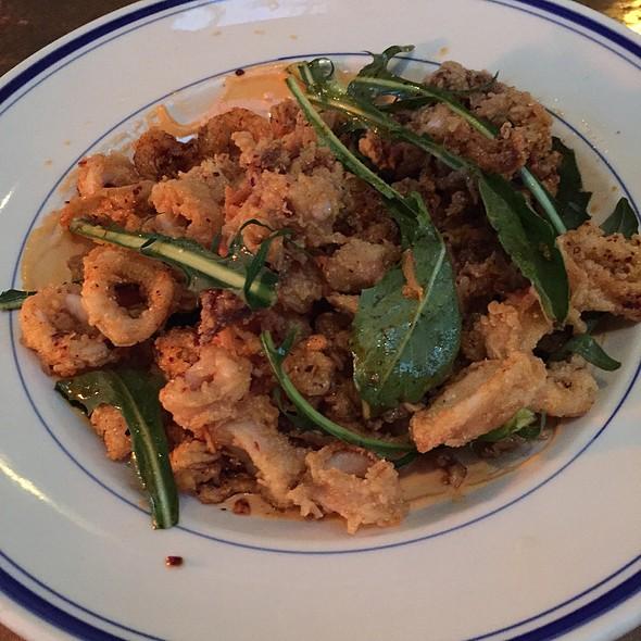 Calamari Fritti - Ironside Fish & Oyster, San Diego, CA