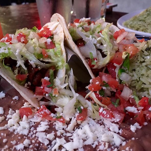 Carne Asada Tacos - Matador Cantina, Fullerton, CA