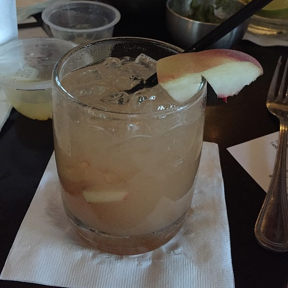 Peach Margarita - Wild Salsa - Dallas, Dallas, TX