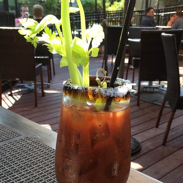 Bloody Mary - Palacio, Los Gatos, CA
