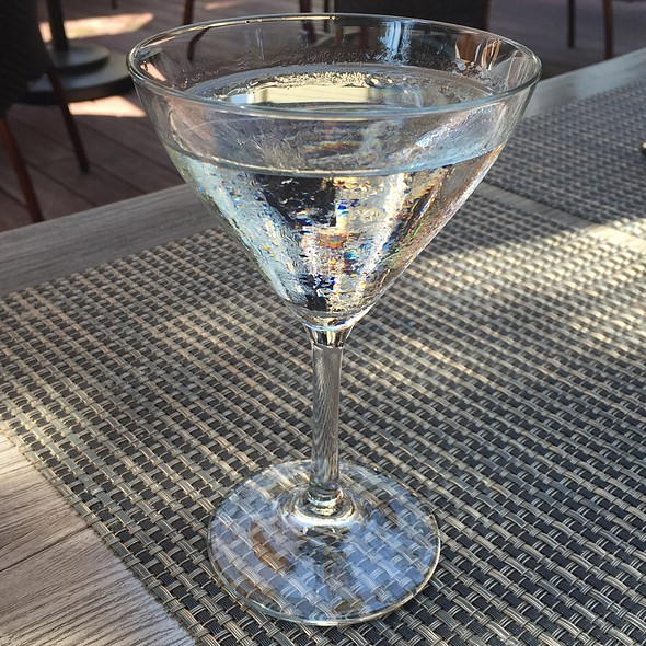 Hendrick's Martini - The Palms, Los Gatos, CA