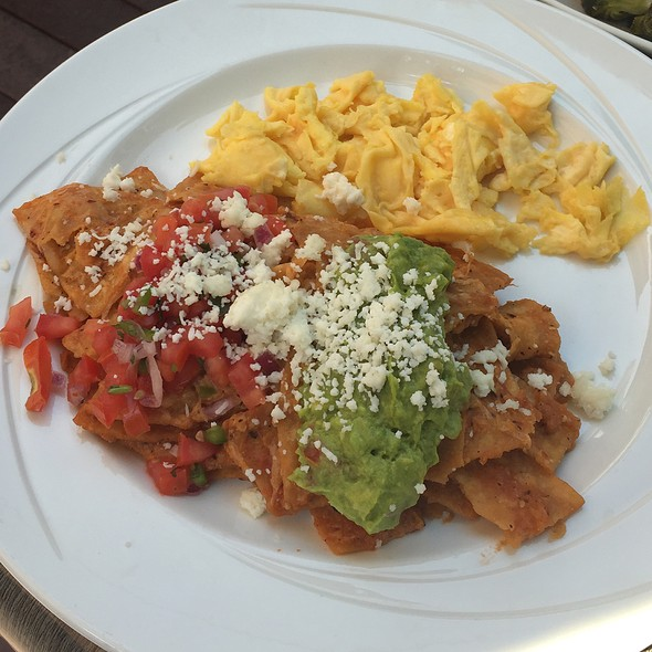 Chilaquiles - The Palms, Los Gatos, CA