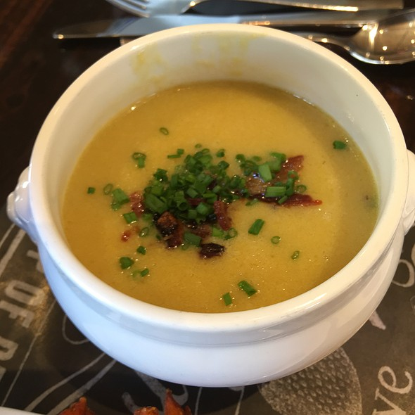 Corn Soup - Square 1682, Philadelphia, PA