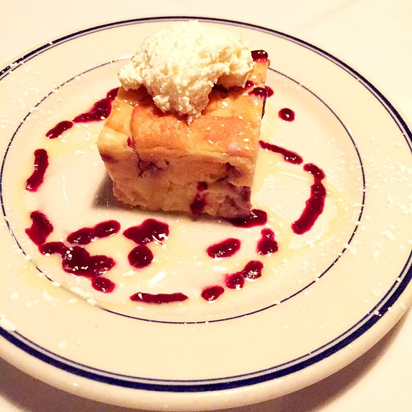 Bread Pudding - The Wharf, Alexandria, VA