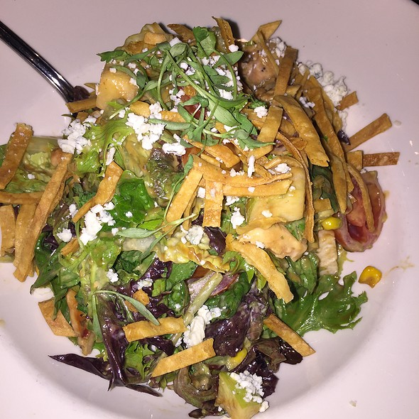 BBQ Chicken Salad - Salt Creek Grille - El Segundo, El Segundo, CA
