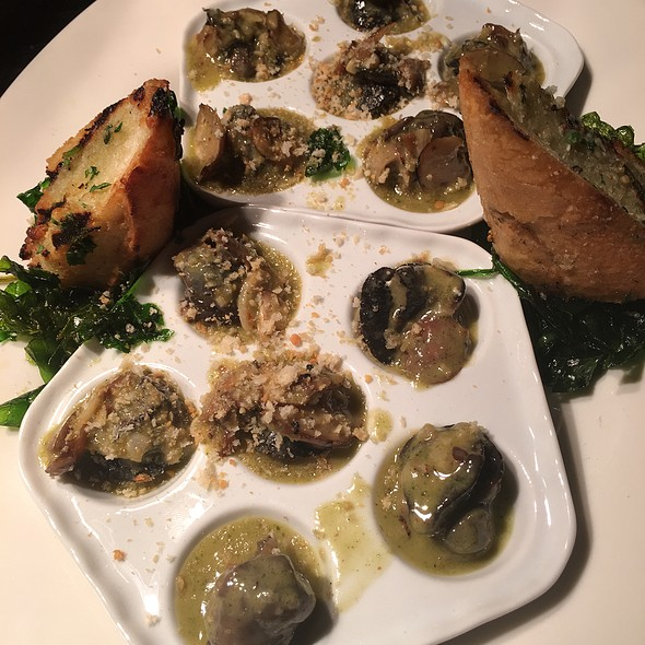Escargot - entre nous bistro, North Palm Beach, FL