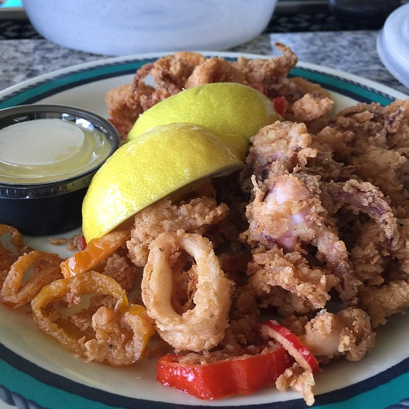 Calamari - Southernmost Beach Cafe, Key West, FL