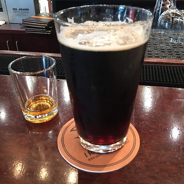 Pig Iron Porter - Iron Hill Brewery - Chestnut Hill, Philadelphia, PA