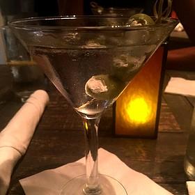 Tito's Vodka Martini - Nine One Five, Key West, FL
