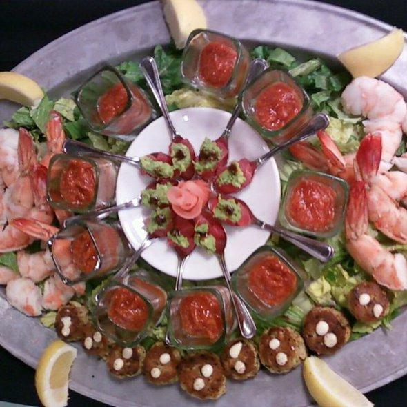 Seafood Platter - Grille 401, Fort Lauderdale, FL