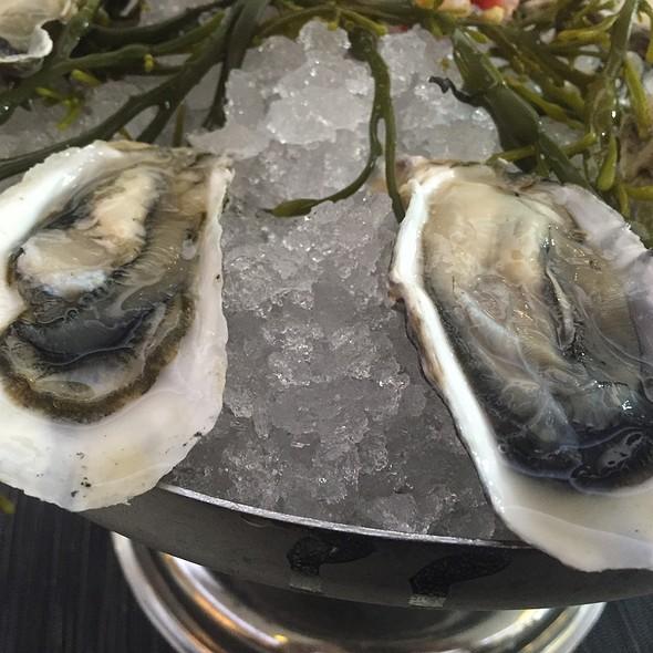 Oysters on the Half Shell - Oceana, New York, NY