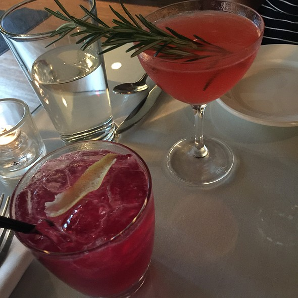 Cocktails - Sage Restaurant - Tallahassee, Tallahassee, FL