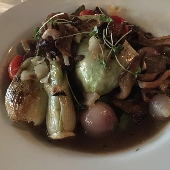 Stuffed Cabbage - Sage Restaurant - Tallahassee, Tallahassee, FL