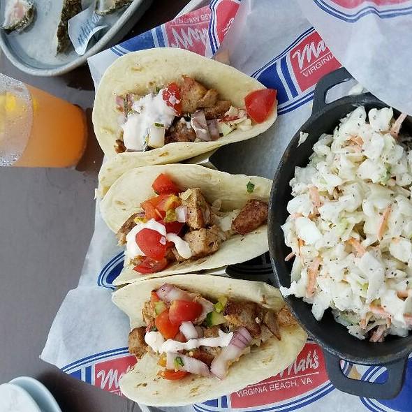 Tuna Tacos - Mahi Mah's Seafood Restaurant and Sushi Saloon, Virginia Beach, VA