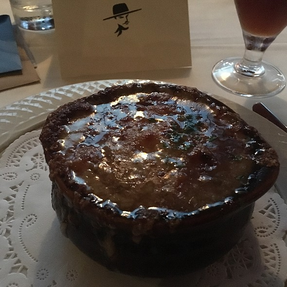French Onion Soup - El Gaucho - Bellevue, Bellevue, WA