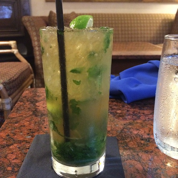 Mojito - Arizona Inn - Dining Room, Tucson, AZ