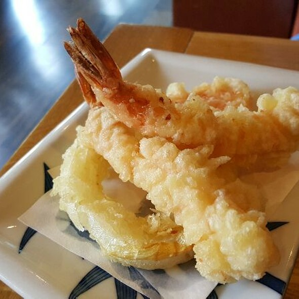 Tempura - Sushi Taro, Washington, DC