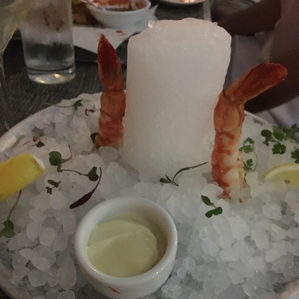 shrimp appetizer - Lavo, Las Vegas, NV