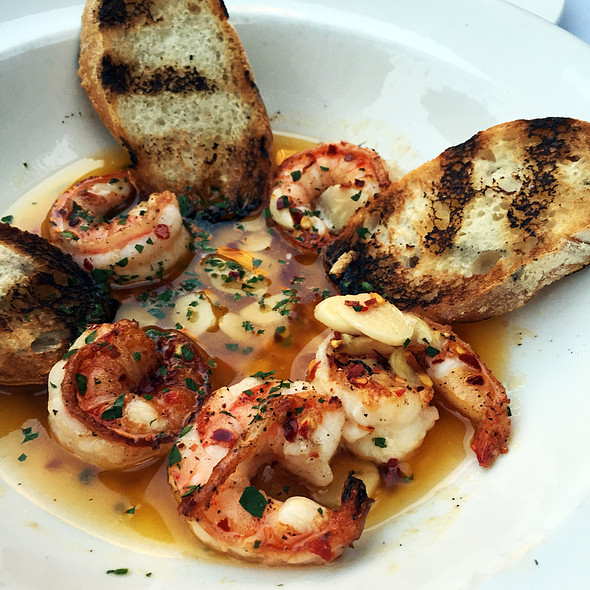 Red Pepper Shrimp - Freds Chicago at Barneys New York, Chicago, IL