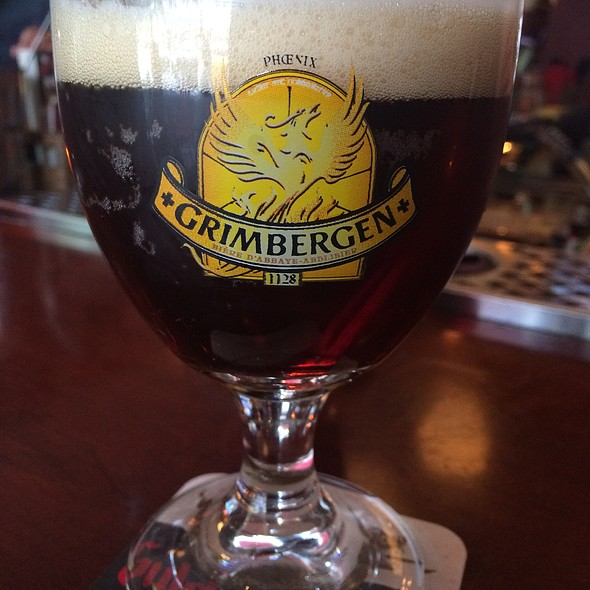 Grimbergen - B. Cafe West, New York, NY