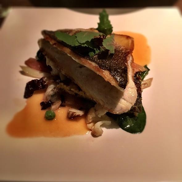 Seabass - Lupo Restaurant & Vinoteca, Vancouver, BC